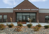 Sanilac Career Center Building